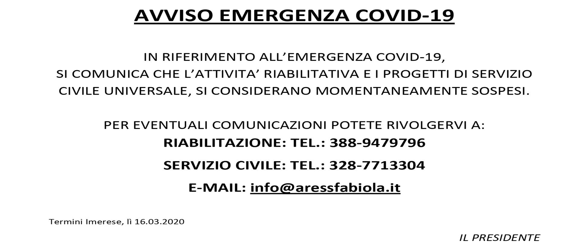 AVVISO_EMERGENZA_COVID_OK
